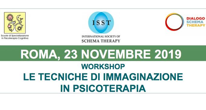 Le tecniche di immaginazione in Psicoterapia - Corso ECM a Roma