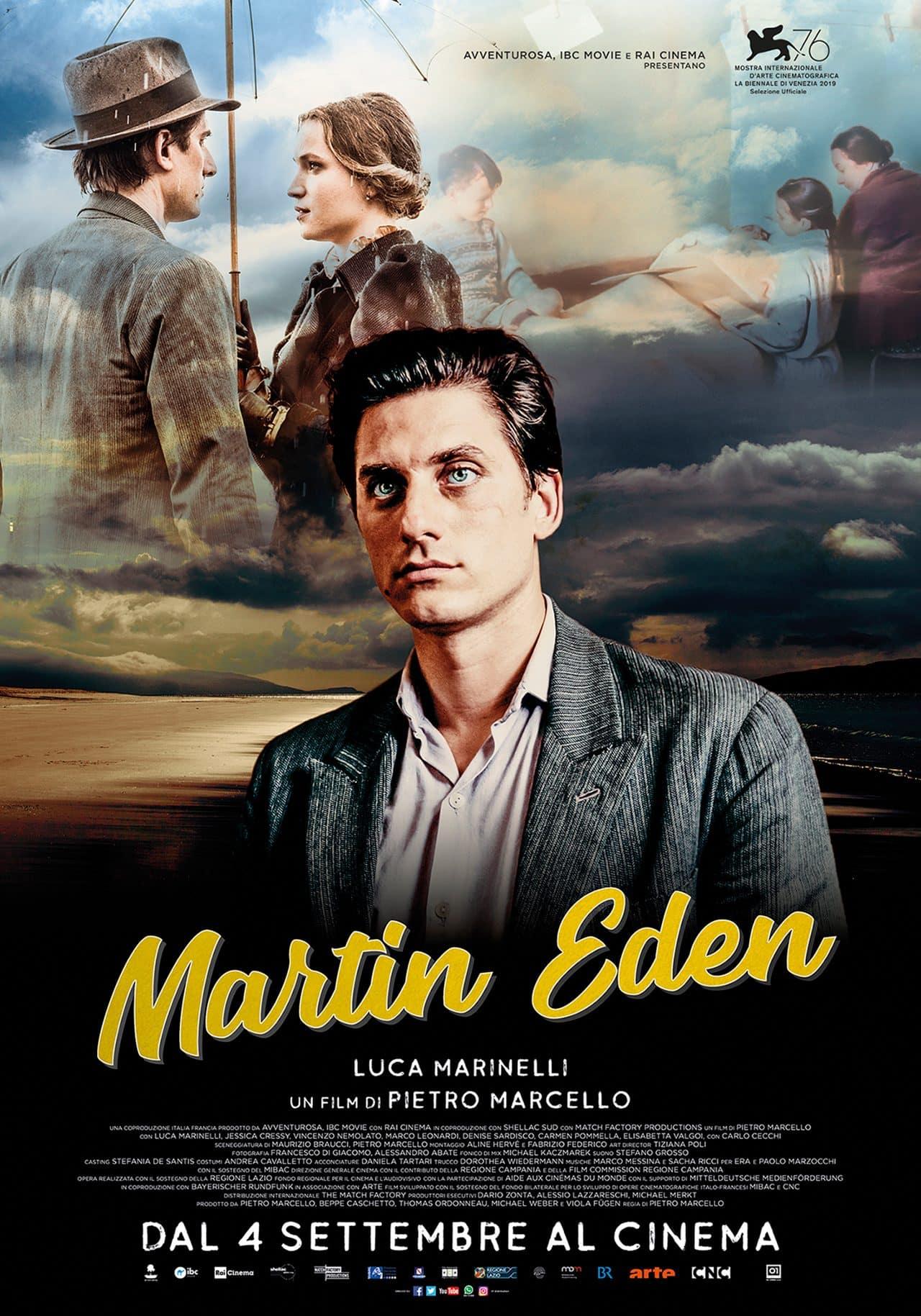 Martin Eden (2019): la lotta tra autodeterminazione e autodistruzione – Recensione psicologica del film