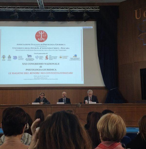 Psicologia Giuridica le ragioni del minore nei contesti giudiziari - Report IMM 1