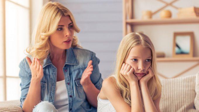Genitori e figli: quando sono i toni ad essere sbagliati