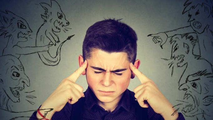 Schizofrenia e allucinazioni uditive