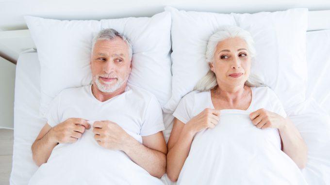 Maggiore senso di benessere negli anziani che si mantengono sessualmente attivi