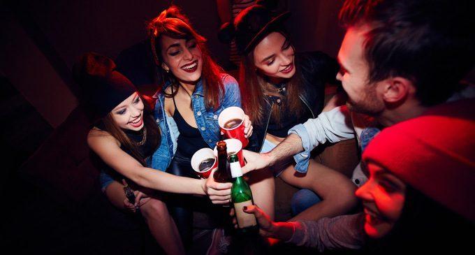 Binge drinking: un'inversione di trend tra gli adolescenti americani