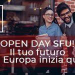 Open Day Psicologia: presentazione del Corso di Laurea Triennale – Sigmund Freud University Milano, 21 Novembre 2019