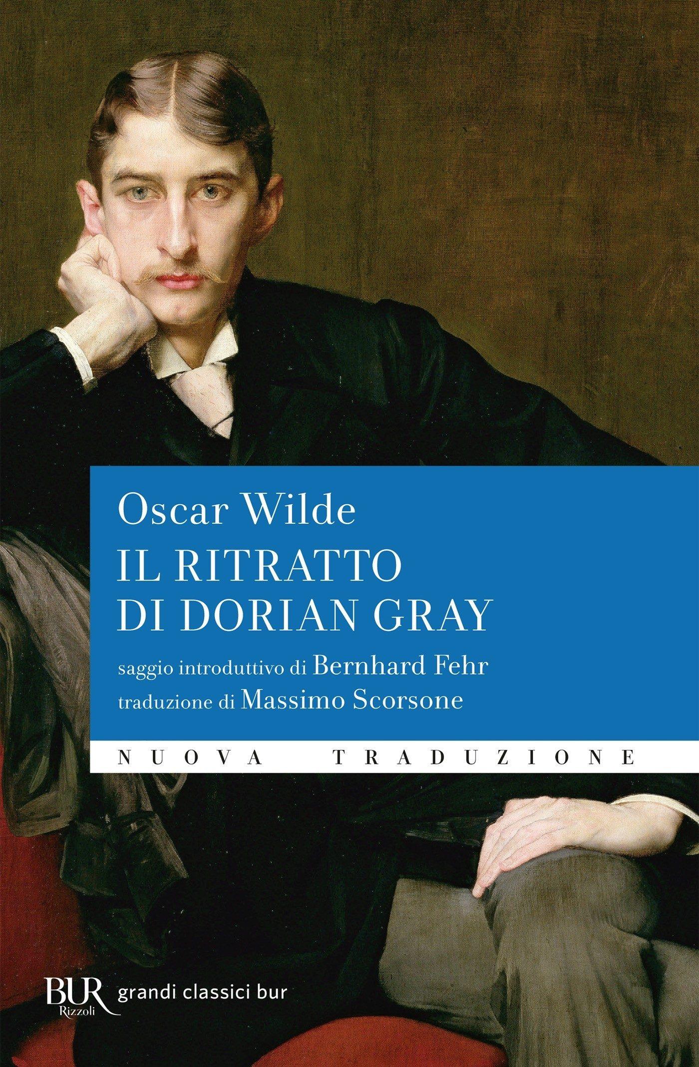Dorian Gray: il discontrollo del piacere