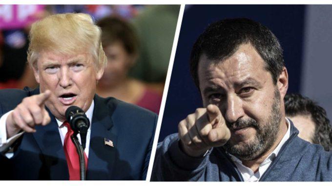 """We will build a Wall"": la leadership negativa"