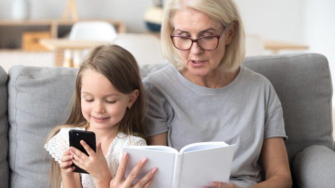 La tecnologia nelle nuove generazioni