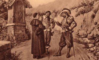 La gelosia e il famigliare nel 1600 – Dal corpo familiare all'anima famigliare