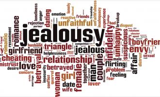 La gelosia: il modello relazionale simbolico