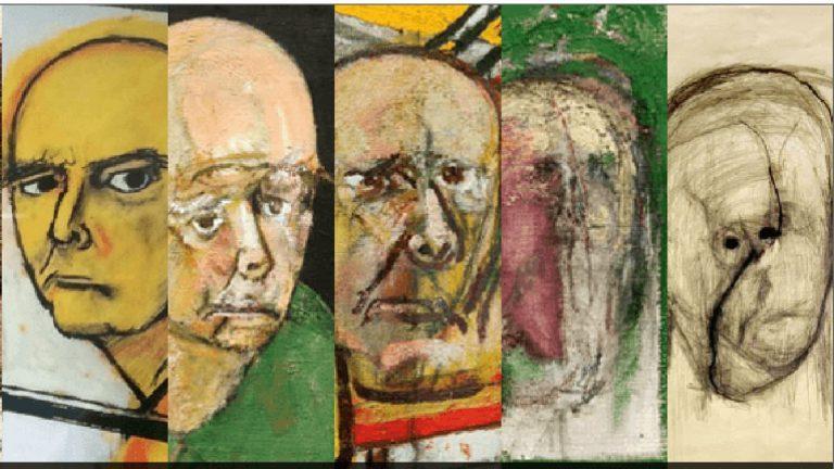 Morbo di Alzheimer il declino cognitivo negli autoritratti di W. Utermolhen