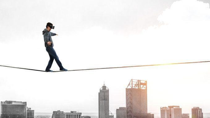 Paura delle altezze? I vantaggi della realtà virtuale in uno studio di Daniel Freeman, Professore dell'Università di Oxford