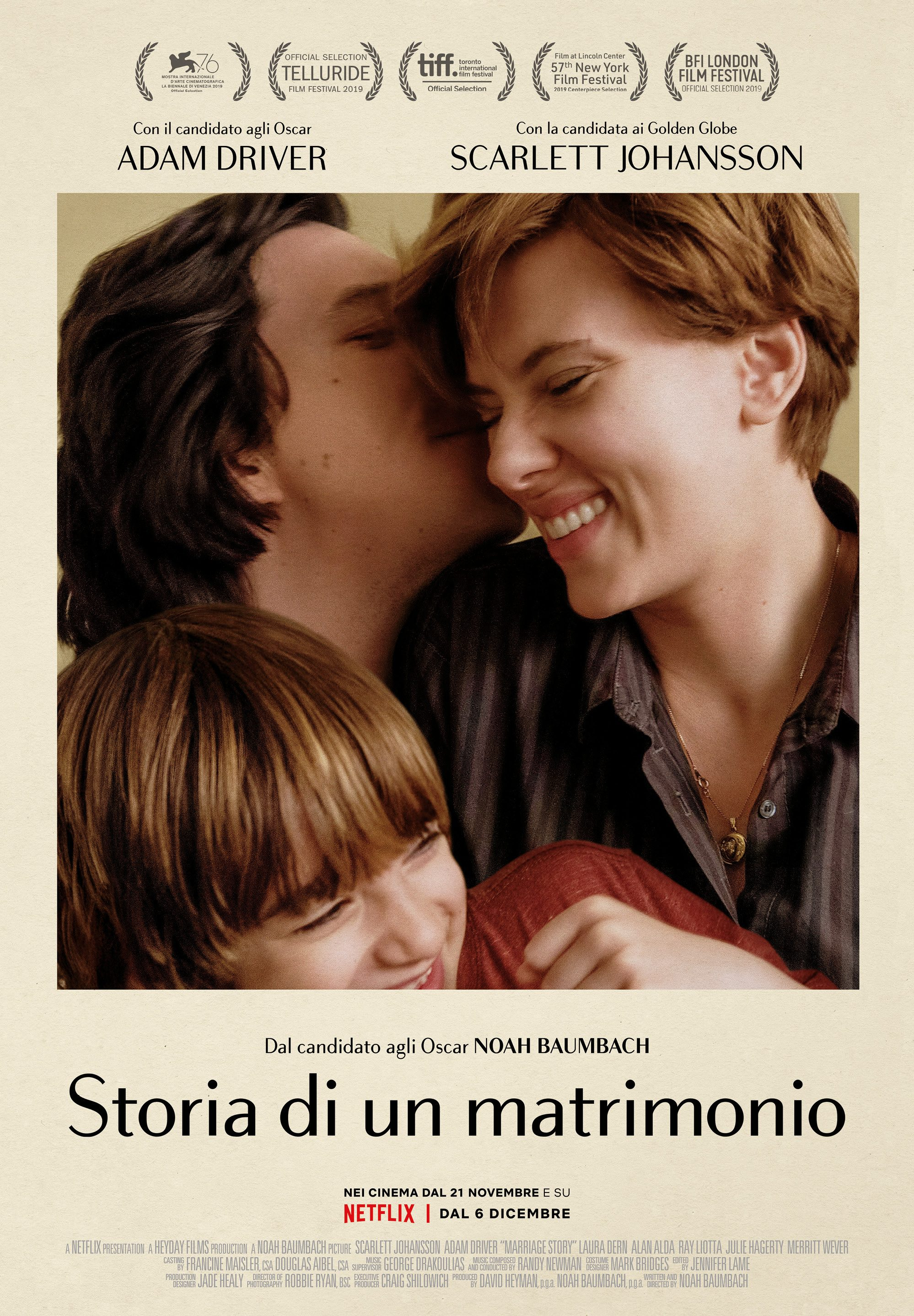 """Distanze ravvicinate – Nel film """"Storia di un matrimonio"""" un'introspezione sulla distanza nel processo di separazione"""