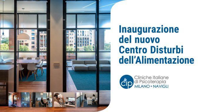 Inaugurazione del nuovo Centro di Disturbi dell'Alimentazione delle Cliniche Italiane di Psicoterapia a Milano – Report dall'evento