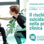 ***EVENTO RIMANDATO*** Il rischio suicidario nella pratica clinica - Congresso a Firenze, 17 Aprile 2020