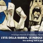 L'età della rabbia e le parole dell'odio: tra acting out e mentalizzazione - Pisa. ATTENZIONE: EVENTO POSTICIPATO AL 27 OTTOBRE 2020