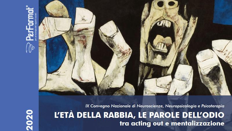 L eta della rabbia e le parole dell odio - Congresso a Pisa 03 Aprile 2020