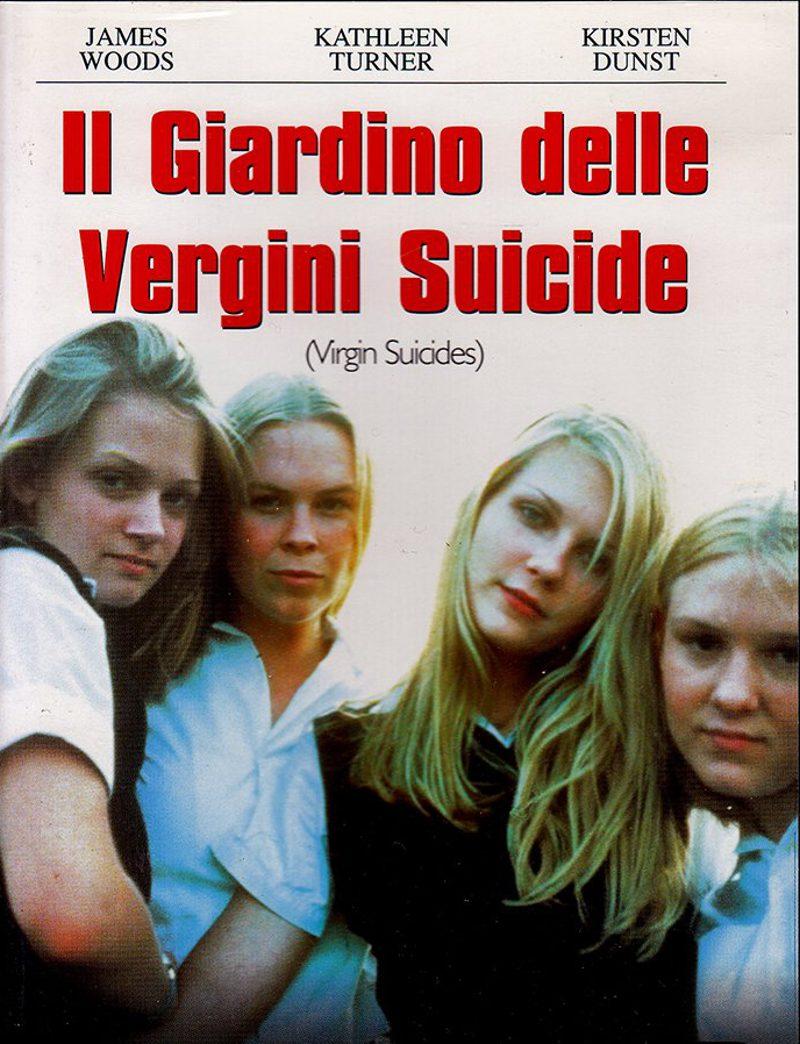 Il giardino delle vergini suicide: un esempio di suicidio in adolescenza