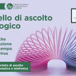 Coronavirus sportello di ascolto psicologico gratuito - CIP Modena