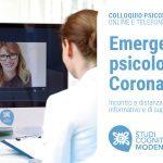 Coronavirus: colloquio psicologico gratuito - Studi Cognitivi Modena