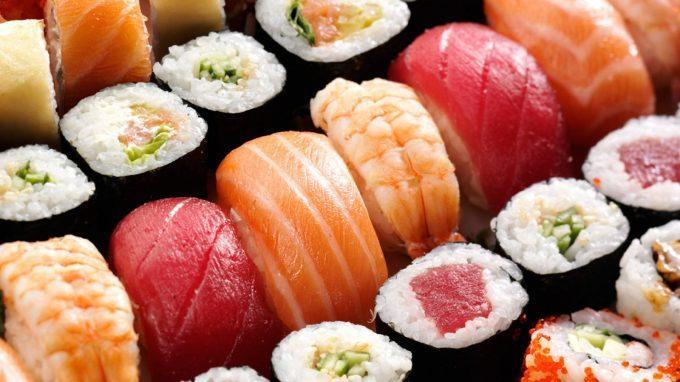 Dal Nyotaimori al Body Sushi