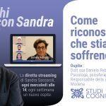 Dialoghi con Sandra - Il video del sesto incontro con la Dott.ssa Rebecchi