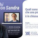 Dialoghi con Sandra - Il video del terzo incontro con il Dott Roberto Framba