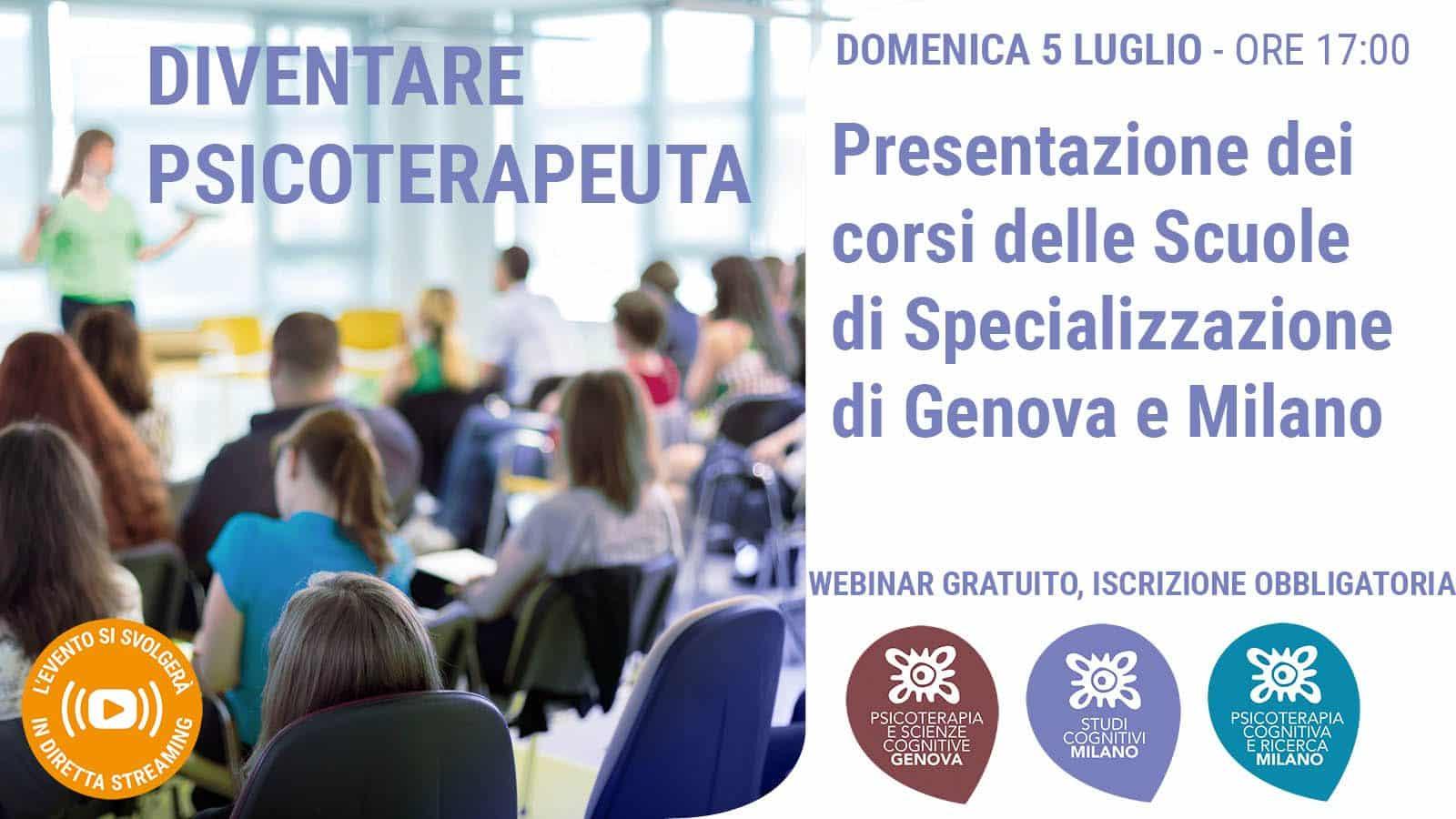 GENOVA MILANO - 200705 - Presentazione scuole