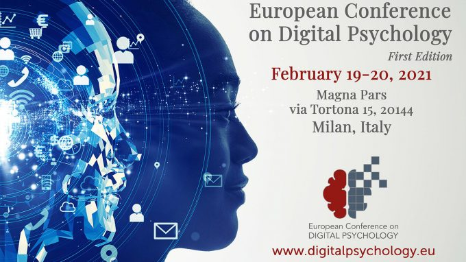 Call for Abstract – European Conference on Digital Psychology