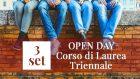 OPEN DAY: corso di laurea triennale in Psicologia – Sigmund Freud University Milano, 03 Settembre 2020