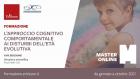 L'approccio cognitivo comportamentale ai disturbi dell'età evolutiva – Master ECM online, da gennaio 2021