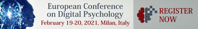 European Conference on Digital Psycology - Register Now