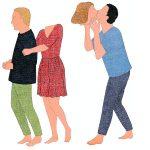 Monogamia e tradimenti: quai sono le dimensioni del fenomeno