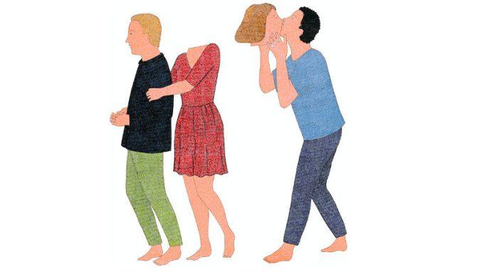 Monogamia e tradimenti: le dimensioni del fenomeno – Una serie di Roberto Lorenzini