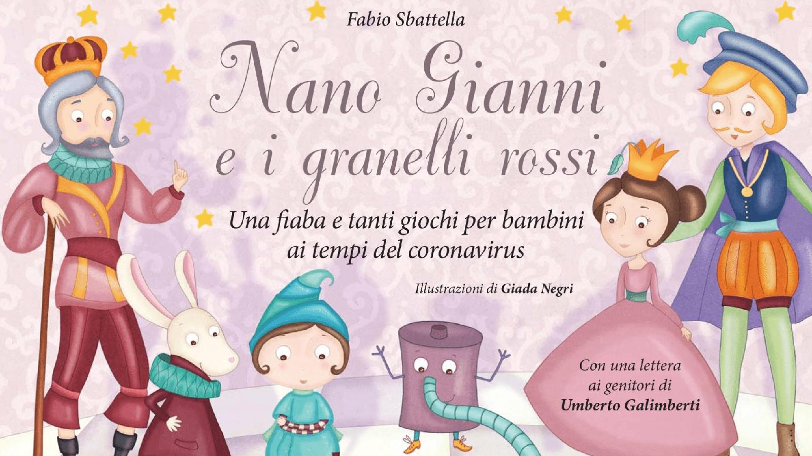 Nano Gianni e i granelli rossi (2020) di Fabio Sbattella – Recensione del libro