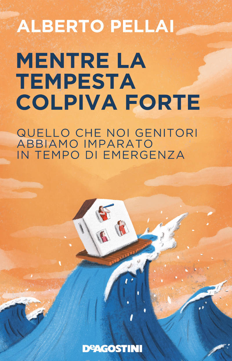 Mentre la tempesta colpiva forte (2020) di Alberto Pellai – Recensione del libro