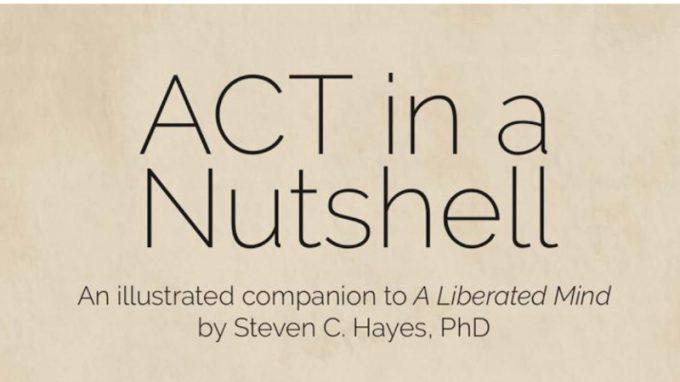 """ACT in breve. Una guida illustrata verso una """"Mente liberata"""" – Video intervista a Steven Hayes"""