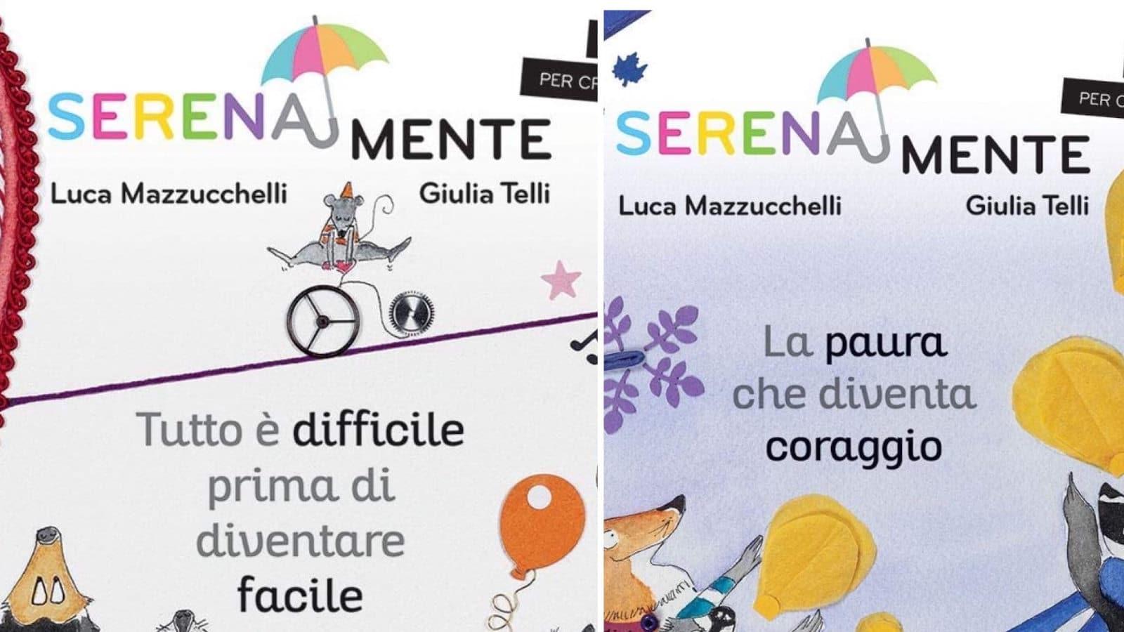 """""""Tutto è difficile prima di diventare facile"""" e """"La paura che diventa coraggio"""" (2020) di Luca Mazzucchelli e Giulia Telli – Recensione dei libri"""