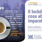 Caffe Cognitivo - S01E01 - Il lockdown - cosa abbiamo imparato - COVER