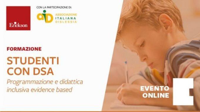 Studenti con DSA. Programmazione e didattica inclusiva evidence based – Report dall'evento