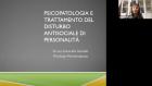 Il paziente con disturbo di personalità antisociale – Video dal Webinar tenuto da Psicoterapia Cognitiva e Ricerca di Mestre