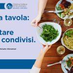 Pasti condivisi: come gestire le problematiche alimentari - Report e video