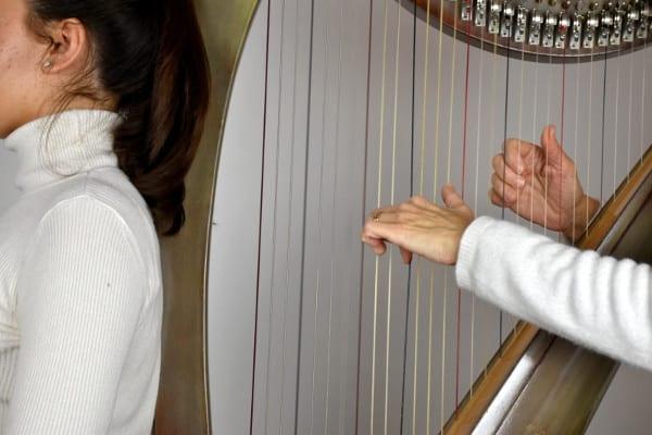 Arpa terapia la musica e il suono come strumenti di cura Psicologia Fig 2