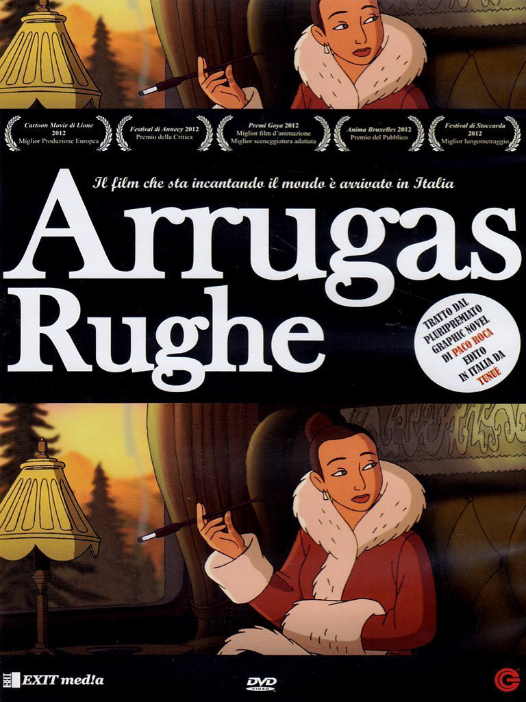 Arrugas (2011) di Ignacio Ferreras – Recensione del film di animazione e spunti per la formazione
