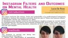 Instagram filters and outcomes on mental health – ECDP 2021 / Poster Session