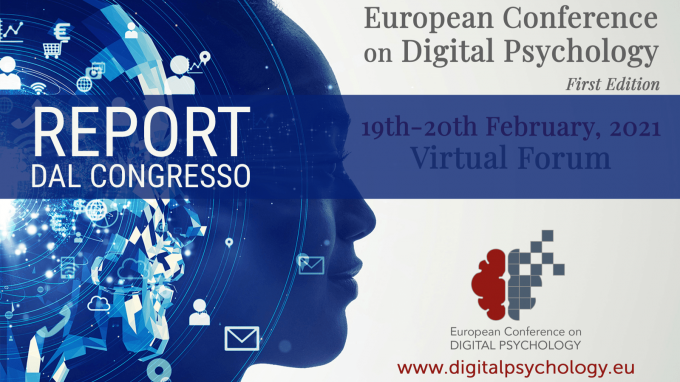 Videoterapia: il passaggio alla terapia online nel periodo del Covid-19 – Report dall'European Conference on Digital Psychology – ECDP 2021