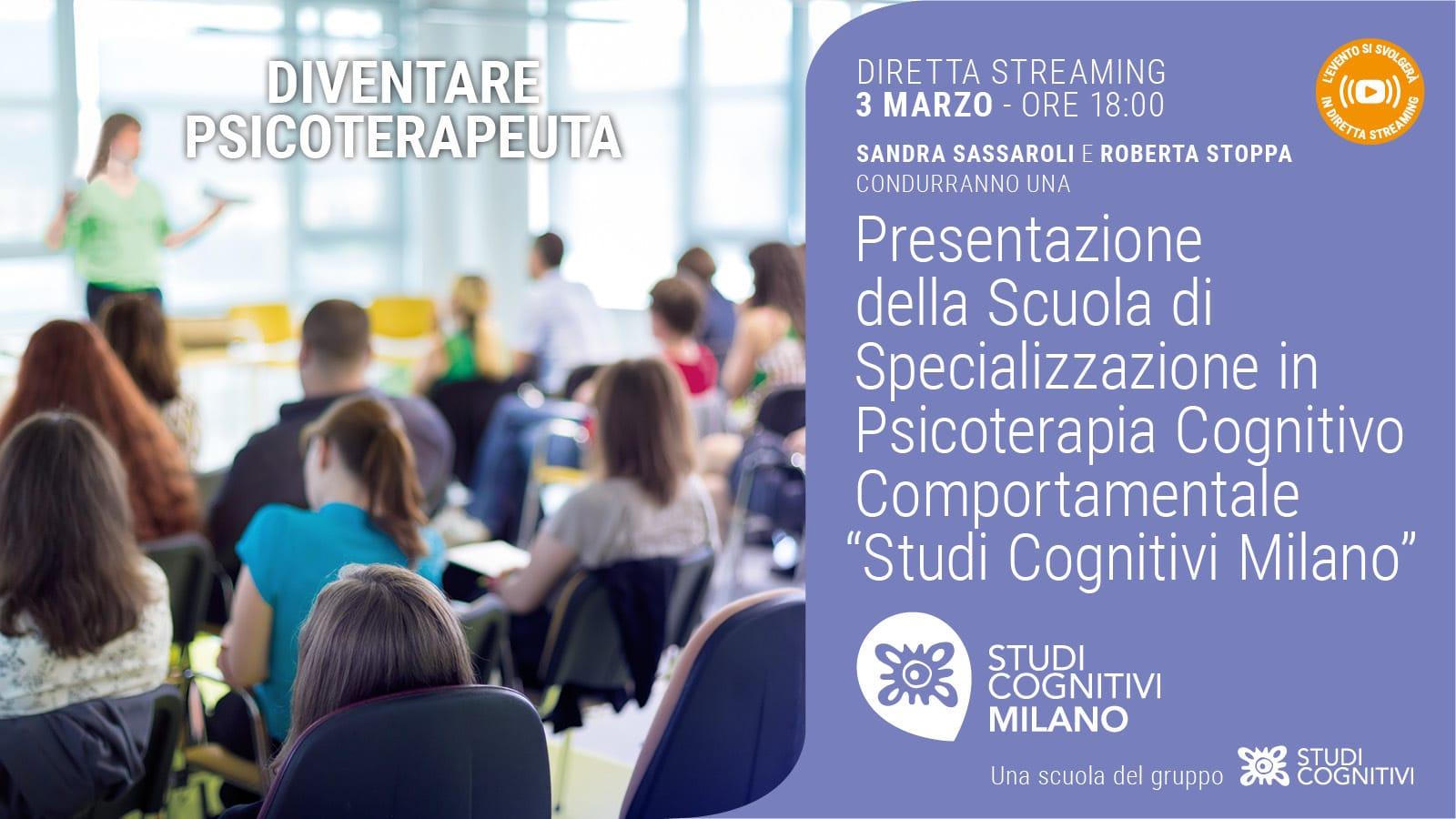 MILANO - 210303 - Presentazione Scuole - Banner