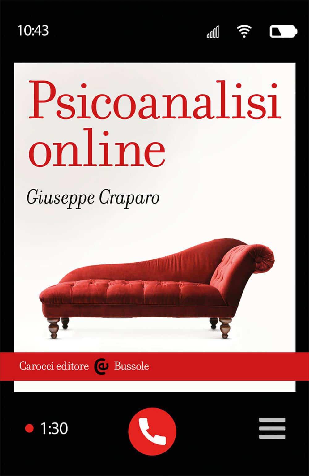 Psicoanalisi online (2020) di Giuseppe Craparo – Recensione del libro
