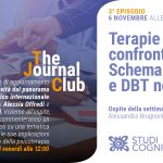 Schema therapy e DBT nel Disturbo Borderline - The Journal Club - Video