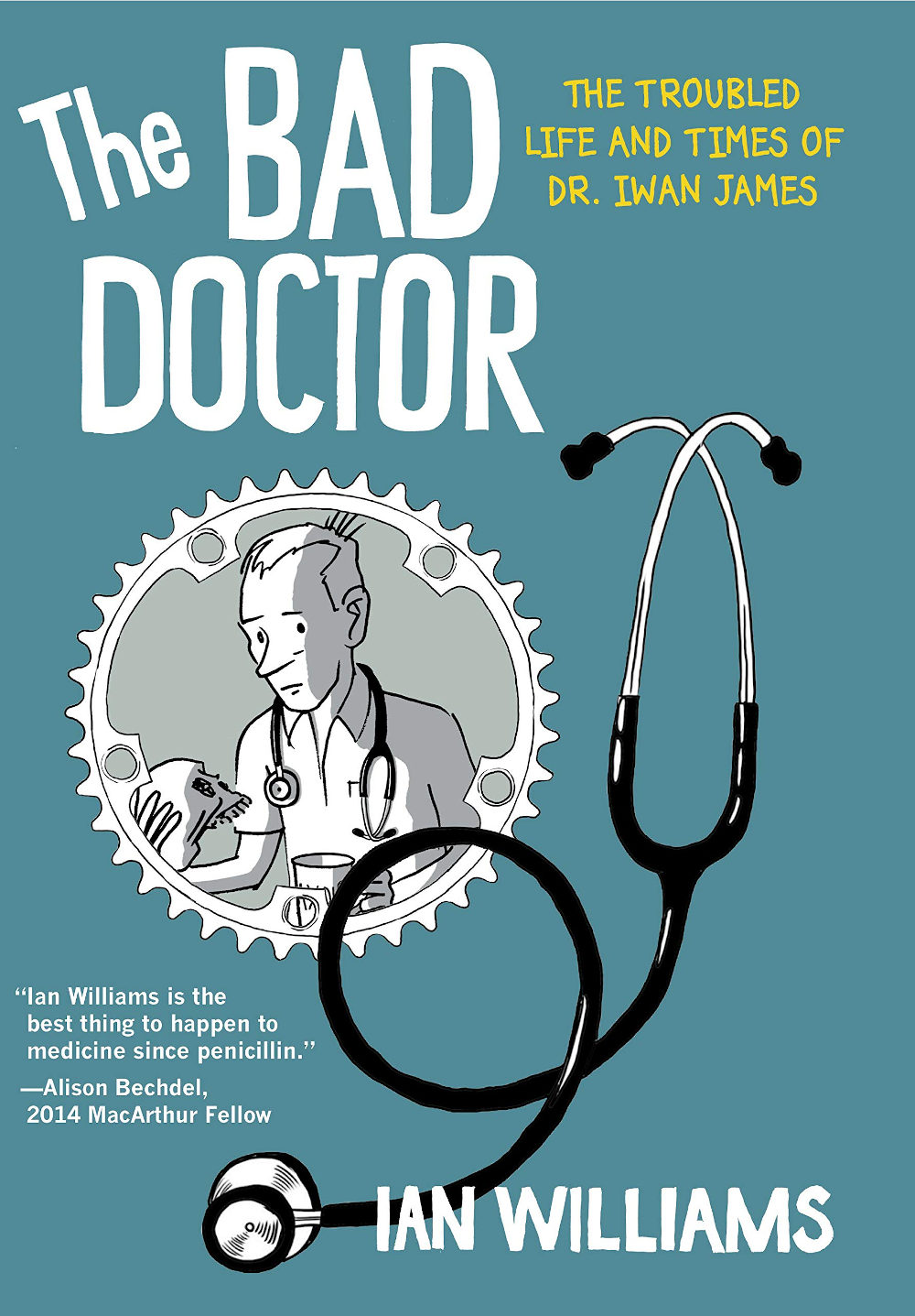 The Bad Doctor (2014) di Ian Williams – Recensione del libro