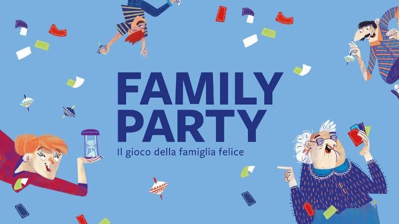 Recensione del gioco Family Party